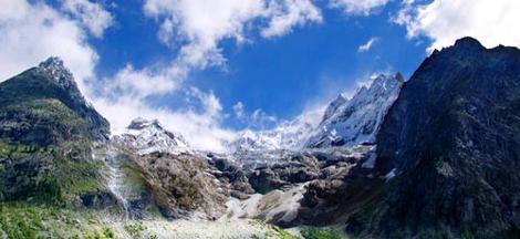 Courmayeur sciare vacanza visitare | Guidaviaggio